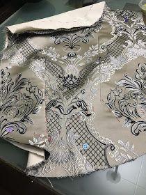 ENTRE TELAS: OS EXPLICO EL NUEVO PATRÓN DE LA MANGA DEL CORPIÑO DEL S.XVIII QUE ESTOY ENSEÑANDO EN MI ACADEMIA, LA ESTAMOS UTILIZANDO DESDE JULIO ES MÁS FÁCIL DE ENSAMBLAR Y ENCARAN LOS DIBUJOS PERFECTAMENTE Textiles, Academia, Couture, Blouse, Dresses, Women, Fashion, Vintage Patterns, Female Clothing