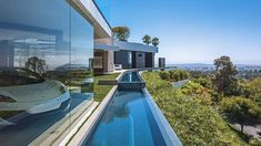 1201 Laurel Way Residence by Whipple Russell Architects is a truly dream home. Completed in 2013, the contemporary Beverly Hills mansion is the quintessenti