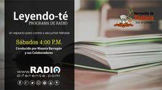 Literatura, Sala de Lectura en radio, en Radio Diferente