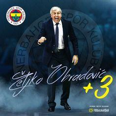Zeljko Obradovic ile üç yıl daha!