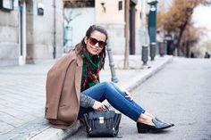 Gafas de sol carey - Carey sunglasses - Collage vintage - Bloggers