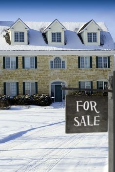 Staging Your Home For Winter Sales