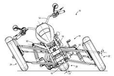 Harley Tilting Trike