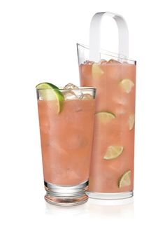 12 Parts ABSOLUT VODKA      10 Parts Ruby Grapefruit Juice      10 Parts White Cranberry Juice      8 Wedges Lime    How to mix this cocktail    Fill a pitcher glass with ice cubes. Add all ingredients. Garnish with lime.