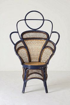 Handwoven Boline Chair
