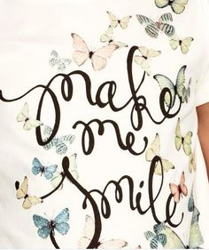 Smile :) Girl Inspiration, Kids And Parenting, Pretty Little, Typo, Bugs, Kids Outfits, Kids Fashion, Shirt Designs, Fonts