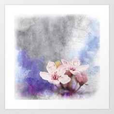 Blossoms Art Print Promoters - $17.99