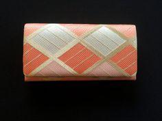 Vintage Japanese Kimono Clutch  Japanese by VintageFromJapan
