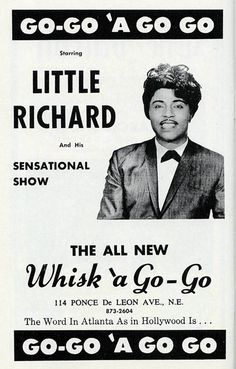 Go-Go 'A Go Go starring Little Richard