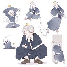 Young Prussia - Hetalia