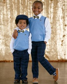 Oh these dapper little ones... They should be on the cover of @dfwchildmag #dallaschild