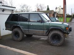 lifted range rover classic - Google Search