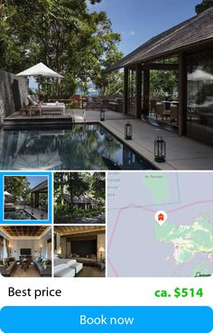 The Datai (Langkawi, Malaysia) – Book this hotel at the cheapest price on sefibo.