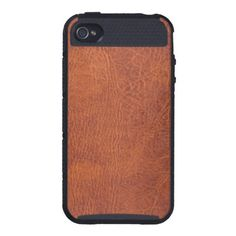 Leather Gifts on Zazzle Iphone 4 Cases, Leather Gifts, Personalized Gifts, Brown Leather, Elegant, Cover, Classy, Personalised Gifts, Blanket