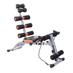 ABS Six Pack Care Exercise Bench Sit Up Gym Fitness Machine