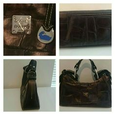 Dooney & Bourne Croco Hobo Preloved  Well Maintained Steal of a price!!! Dooney & Bourke Bags Hobos