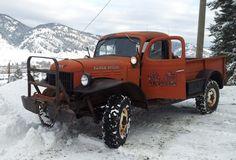 1952 Dodge Power Wagon $7,900 [BC, Canada]