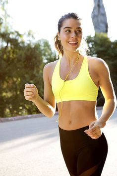 How to Lose Belly Fat When Running | POPSUGAR Fitness