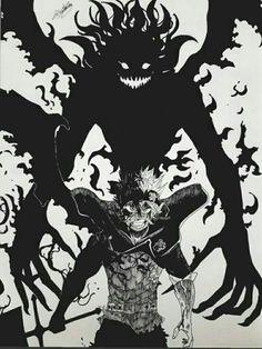 Clover Tattoos, Black Clover Manga, Animated Icons, Anime Tattoos, Dark Fantasy Art, Anime Demon, Anime Love, Anime Art, Pokemon