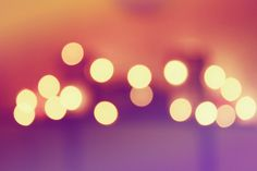 Bokeh by Cruzidull, via Flickr #bokeh