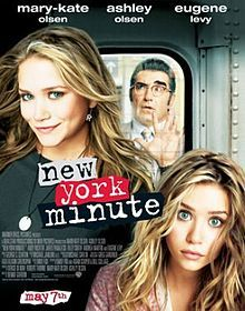 New York Minute. 2004. Mary-Kate Olsen as Roxy Ryan, Ashley Olsen as Jane Ryan
