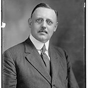 William P.G. Harding (Fed Chair: 1914 - 1922) Read his bio by clicking on the picture.