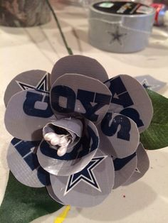 NFL Dallas Cowboys Roses by SherrysPetals on Etsy