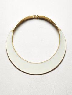 neck piece. by Aurélie Bidermann