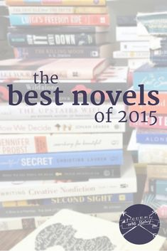 My favorite fiction of 2015 | Modern Mrs. Darcy