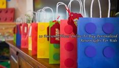 buy personalised return gifts kids india