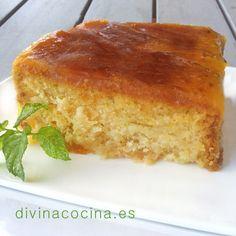 Bizcocho de yemas » Divina CocinaRecetas fáciles, cocina andaluza y del mundo. » Divina Cocina