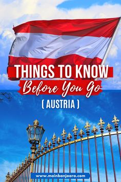 Are you planning to Visit Austria? Then Check out this post. Learn the things you need to know before your Visit to Austria. The number of visitors is increasing & information about Austria is posted every second. If you dont know all the facts you will be stunned by the number of situations and circumstances you will face! | Things To Know Before You Visit Austria | Austria Travel Tips | Things To Know About Traveling Austria | #TravelTips #Austria #VisitAustria #Vienna #Europe…