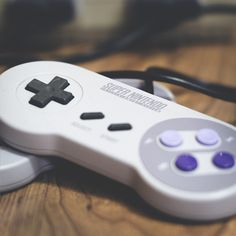 Super Nintendo - SNES by Stacey Shay. | GamesNEXT