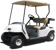 Electric E-Z-Go Golf Carts are becoming more popular every day and have become the main source of transportation for many people. At times, your golf cart may seem to have a mind of its own and will cause you problems with either a lack of power or someti Used Golf Carts, Gas Golf Carts, Golf Carts For Sale, Golf Cart Seats, Golf Cart Repair, Golf Tips Driving, Electric Golf Cart, Golf Mk3, Off Road Wheels