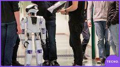 Conoce a Myon el sensible robot que ama la ópera
