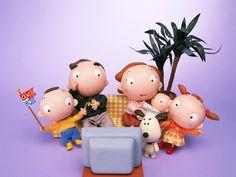 Happy Family Series X Happy Family Cartoon