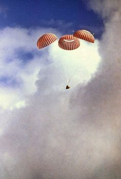 Apollo 14 returns from the Moon Source Apollo Space Program, Apollo Missions, Space Race, Man On The Moon, Moon Landing, Space And Astronomy, Space Shuttle, Space Exploration, Space Crafts