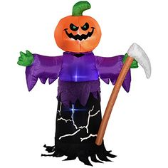 $92.25 >>> Read more at the image link. (This is an affiliate link) #HalloweenOutdoorDecor
