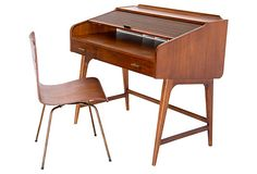 Midcentury Writing Desk