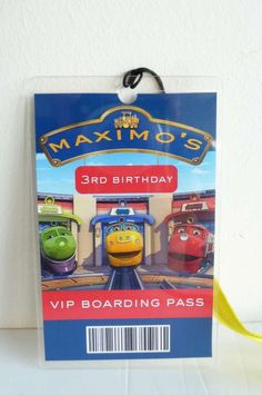 Chuggington Birthday Party Ideas   Photo 1 of 55   Catch My Party