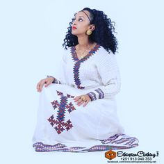 Ethiopian Traditional Cloth Sewasew