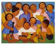 Família - Tarsila do Amaral
