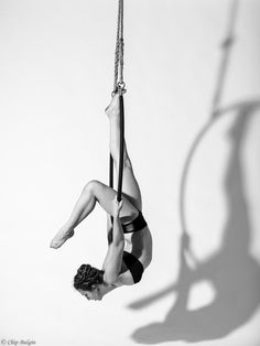 aerial hoop, gorgeous shot.