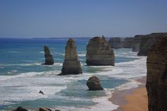 12 Apostles Great ocean road VIC Australia #12apostles #greatoceanroad #Victoria #australia #amazingbeach #amazingbeauty #greatbeach by an_iranian_photographer
