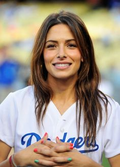 Sarah Shahi/in Person of Interest, Fairly Legal, and Hopefully many more.  She's an Excellent Actress!