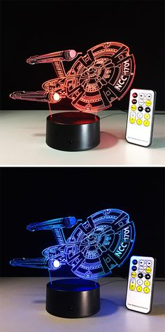 Free Shipping Worldwide!Automatically color changing mode. Press the touch button to last color, then press it again, auto color changing mode works. It can be put in bedroom, child room, living room, bar, shop, cafe, restaurant etc as decorative light Cnc, Child Room, Kids Room, Star Terk, Christmas Lights Inside, Mood Lamps, Table Lamps For Bedroom, Star Trek Ships, Led Night Light