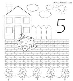 Развитие ребенка - #драйв-мама Preschool Writing, Preschool Worksheets, Preschool Activities, Prewriting Skills, Second Grade Math, Math Numbers, Pre Writing, Math For Kids, Teacher Hacks