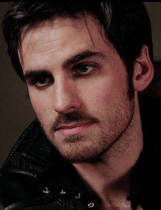 Colin as Captain Hook/Killian Jones in O.U.A.T. on ABC, 2012-present