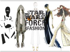 Nerd alert: The fashion crowd is geeking out over this brand-new Star Wars fashion collaboration....