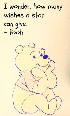 Oh, Pooh Bear....